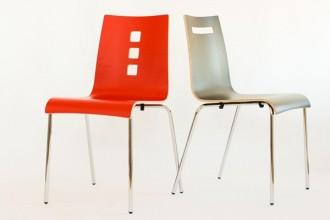 Chaise empilable en bois - Devis sur Techni-Contact.com - 3