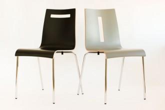 Chaise empilable en bois - Devis sur Techni-Contact.com - 4