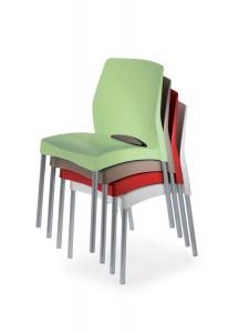 Chaise empilable pour collectivités - Devis sur Techni-Contact.com - 5