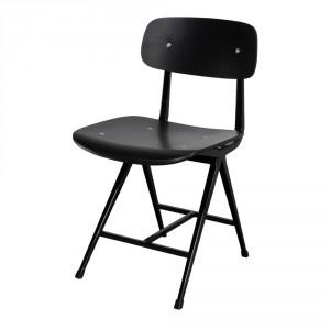 Chaise en acier et bois - Devis sur Techni-Contact.com - 2