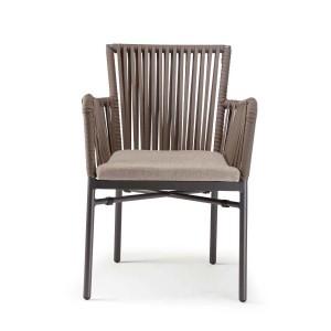 Chaise en aluminium empilable - Devis sur Techni-Contact.com - 1