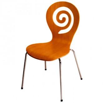 Chaise en bois contreplaqué - Devis sur Techni-Contact.com - 1