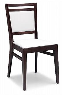 Chaise en bois simple - Devis sur Techni-Contact.com - 1