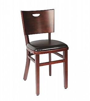 Chaise en bois simple - Devis sur Techni-Contact.com - 4