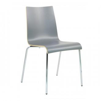 Chaise en bois stratifie empilable - Devis sur Techni-Contact.com - 2