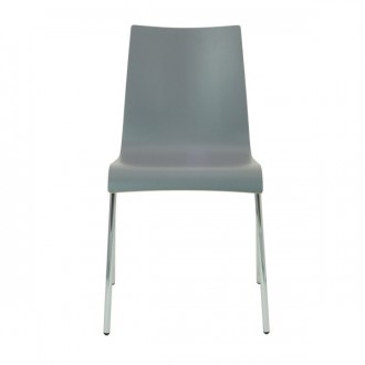 Chaise en bois stratifie empilable - Devis sur Techni-Contact.com - 6