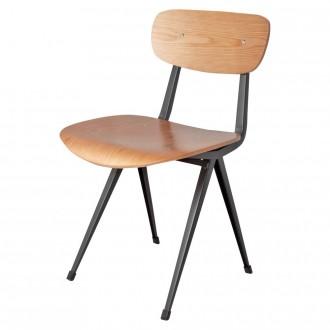 Chaise en bois style scandinave - Devis sur Techni-Contact.com - 1