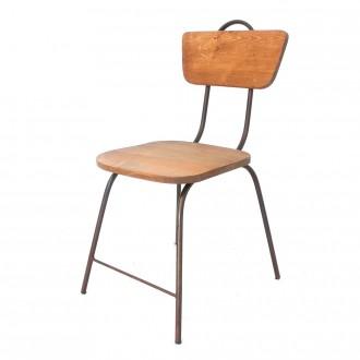Chaise en bois style scandinave - Devis sur Techni-Contact.com - 10