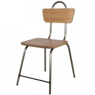 Chaise en bois style scandinave - Devis sur Techni-Contact.com - 15