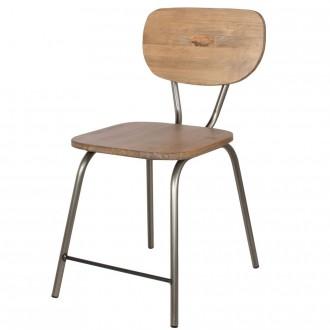 Chaise en bois style scandinave - Devis sur Techni-Contact.com - 16