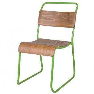 Chaise en bois style scandinave - Devis sur Techni-Contact.com - 18