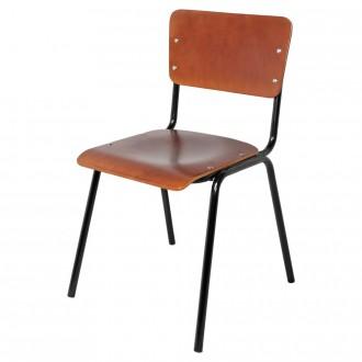 Chaise en bois style scandinave - Devis sur Techni-Contact.com - 24
