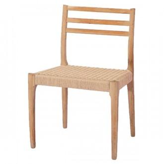 Chaise en bois style scandinave - Devis sur Techni-Contact.com - 25