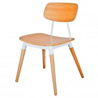 Chaise en bois style scandinave - Devis sur Techni-Contact.com - 8