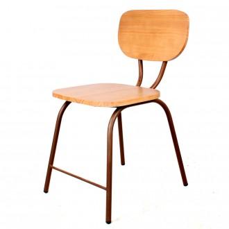 Chaise en bois style scandinave - Devis sur Techni-Contact.com - 9