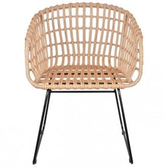 Chaise en rotin artificiel - Devis sur Techni-Contact.com - 2