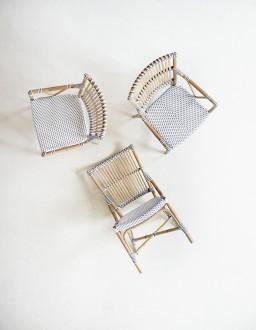 Chaise en rotin naturel et fibre - Devis sur Techni-Contact.com - 3