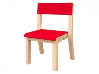 Chaise enfant bois empilable - Devis sur Techni-Contact.com - 1