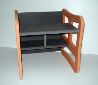 Chaise enfant bois multifonction - Devis sur Techni-Contact.com - 2