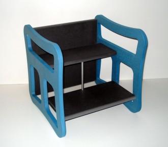 Chaise enfant bois multifonction - Devis sur Techni-Contact.com - 3