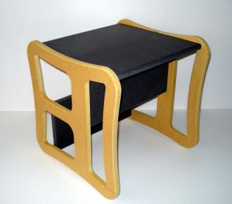 Chaise enfant bois multifonction - Devis sur Techni-Contact.com - 4