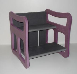 Chaise enfant bois multifonction - Devis sur Techni-Contact.com - 5
