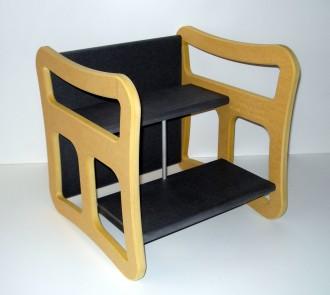 Chaise enfant bois multifonction - Devis sur Techni-Contact.com - 8