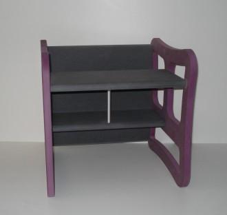 Chaise enfant bois multifonction - Devis sur Techni-Contact.com - 9