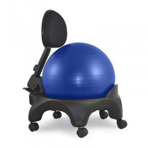 Chaise ergonomique avec dossier - Devis sur Techni-Contact.com - 1