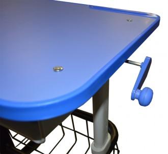 Chaise et bureau scolaire multimédia - Devis sur Techni-Contact.com - 5