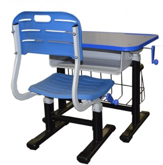 Chaise et bureau scolaire multimédia - Devis sur Techni-Contact.com - 6