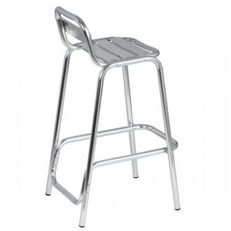 Chaise haute aluminium - Devis sur Techni-Contact.com - 3
