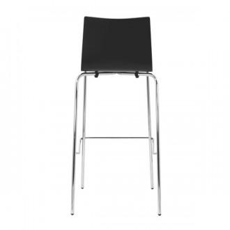 Chaise haute de bar en bois - Devis sur Techni-Contact.com - 3