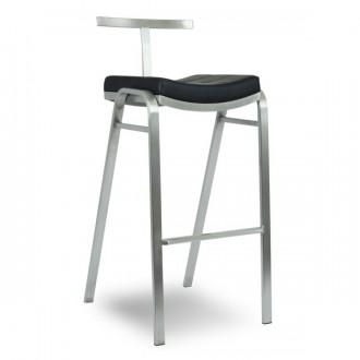Chaise haute de bar fixe - Devis sur Techni-Contact.com - 1
