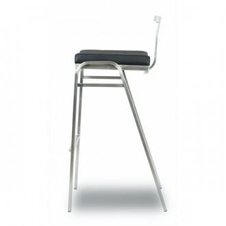 Chaise haute de bar fixe - Devis sur Techni-Contact.com - 2