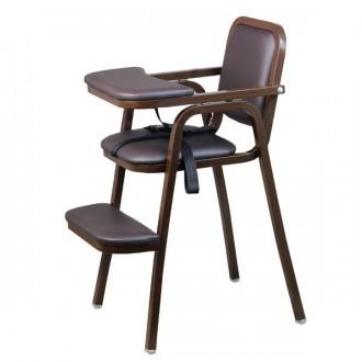 Chaise haute de restaurant pour bébé - Devis sur Techni-Contact.com - 4