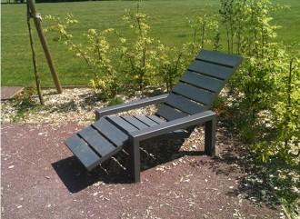 Chaise longue jardin - Devis sur Techni-Contact.com - 2