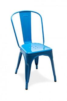 Chaise métallique vintage - Devis sur Techni-Contact.com - 2