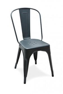 Chaise métallique vintage - Devis sur Techni-Contact.com - 3