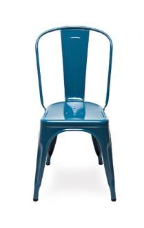 Chaise métallique vintage - Devis sur Techni-Contact.com - 4