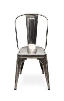Chaise métallique vintage - Devis sur Techni-Contact.com - 5