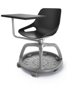 Chaise mobile a plan de travail - Devis sur Techni-Contact.com - 1