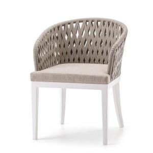 Chaise moderne en aluminium - Devis sur Techni-Contact.com - 1