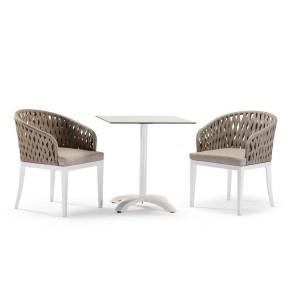 Chaise moderne en aluminium - Devis sur Techni-Contact.com - 2