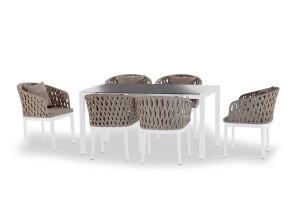 Chaise moderne en aluminium - Devis sur Techni-Contact.com - 3