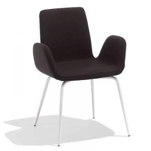 Chaise moderne rembourrée - Devis sur Techni-Contact.com - 1
