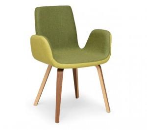 Chaise moderne rembourrée - Devis sur Techni-Contact.com - 2