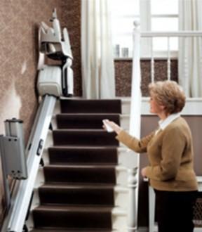 Chaise monte escalier - Devis sur Techni-Contact.com - 3