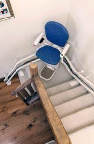 Chaise monte escalier - Devis sur Techni-Contact.com - 4