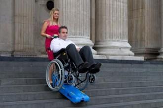 Chaise monte escaliers - Devis sur Techni-Contact.com - 1